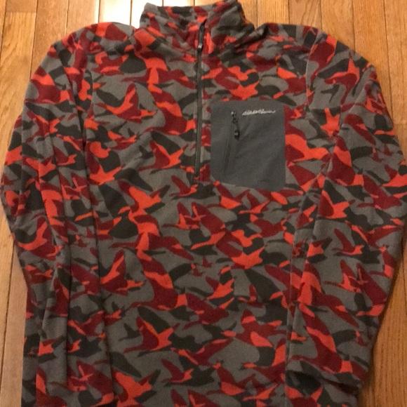 Eddie Bauer Other - Eddie Bauer Men's Fleece Pullover, Size M
